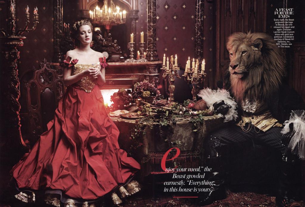 Disney Dream Portraits – Annie Leibovitz | China Bambi