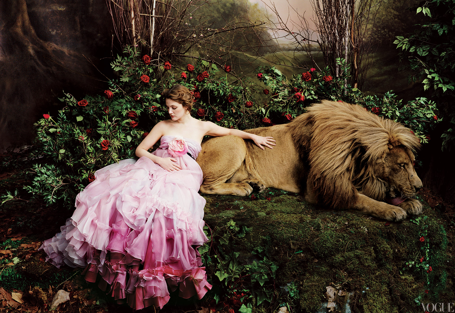 Disney Dream Portraits – Annie Leibovitz