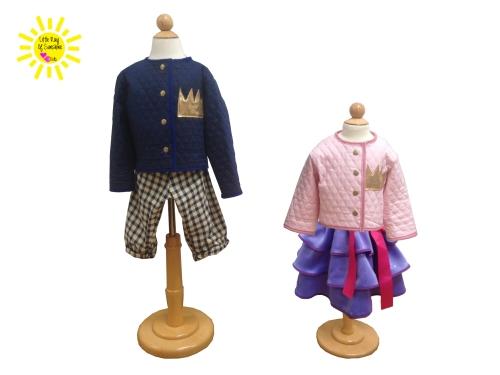 Royal Kids sets
