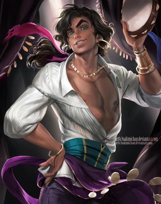 Male Esmeralda