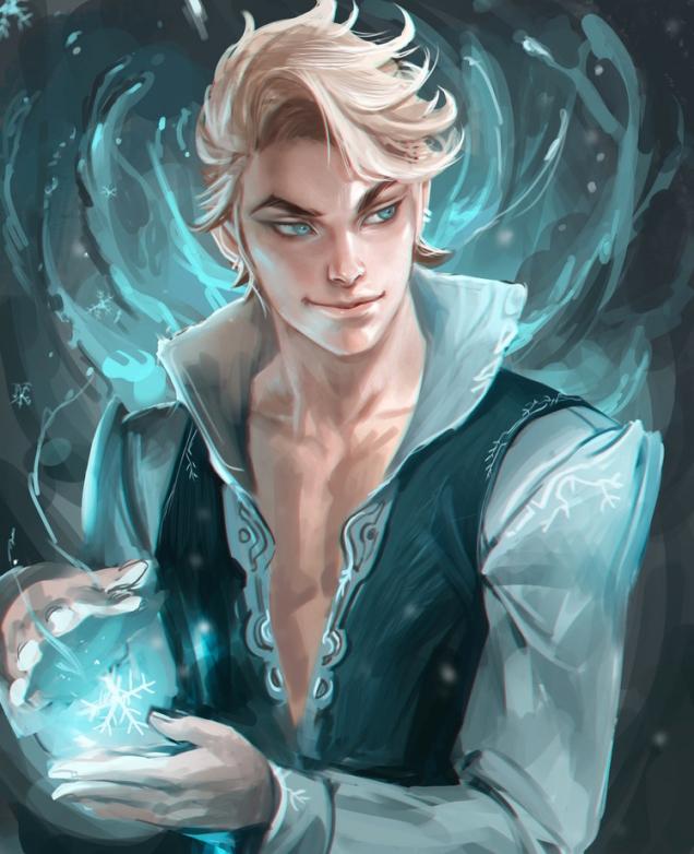Male Elsa