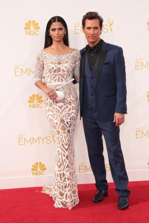 Matthew-McConaughey-Camilla-Alves-Emmys-2014-G