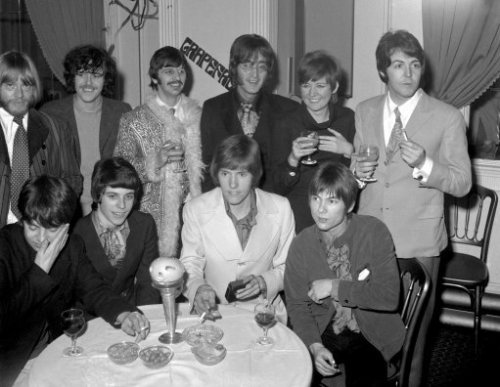 Music - The Beatles launch 'Grapefruit' - Hanover Grand