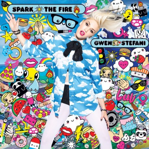 gwen-stefani-spark-the-fire-cover