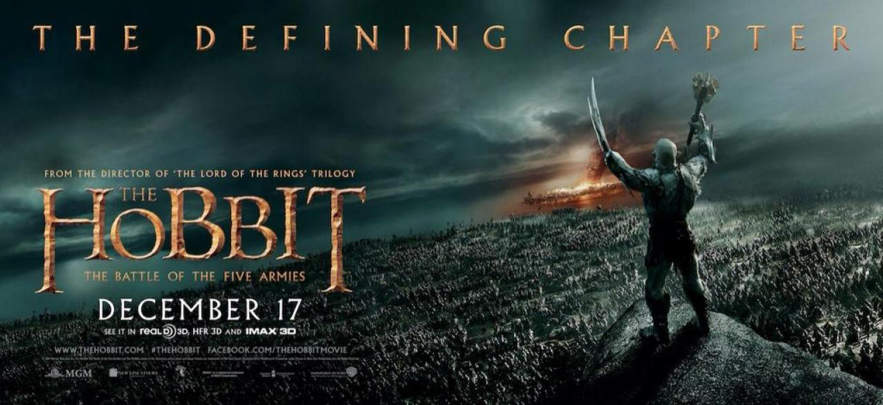 The Hobbit: The Battle of the Five Armies | China Bambi