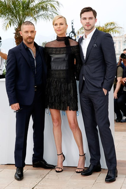 Tom-Hardy-Charlize-Theron-Nicholas-Hoult-Vogue-14May15-Getty_b_426x639