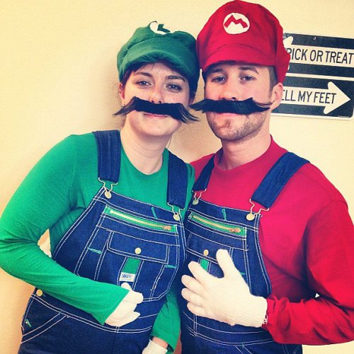 Mario-Luigi