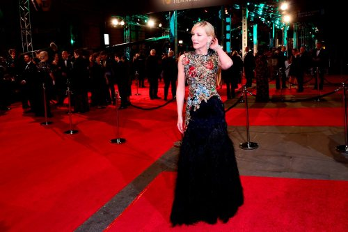 Cate Blanchett attending the EE British Academy Film Awards at the Royal Opera House, Bow Street, London. PRESS ASSOCIATION Photo. Picture date: Sunday February 14, 2016. See PA Story SHOWBIZ Baftas. Photo credit should read: Ian West/PA Wire