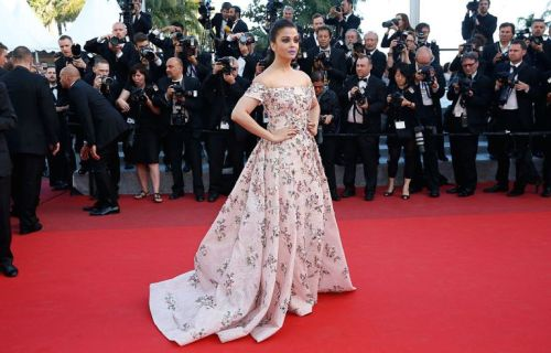"CANNES, FRANCE - MAY 15: Aishwarya Rai attends the screening of ""From The Land Of The Moon (Mal De Pierres)""  at the annual 69th Cannes Film Festival at Palais des Festivals on May 15, 2016 in Cannes, France. (Photo by Luca Teuchmann/WireImage)"